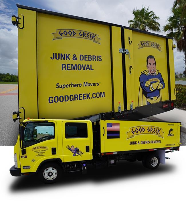 Good Greek Junk Removal